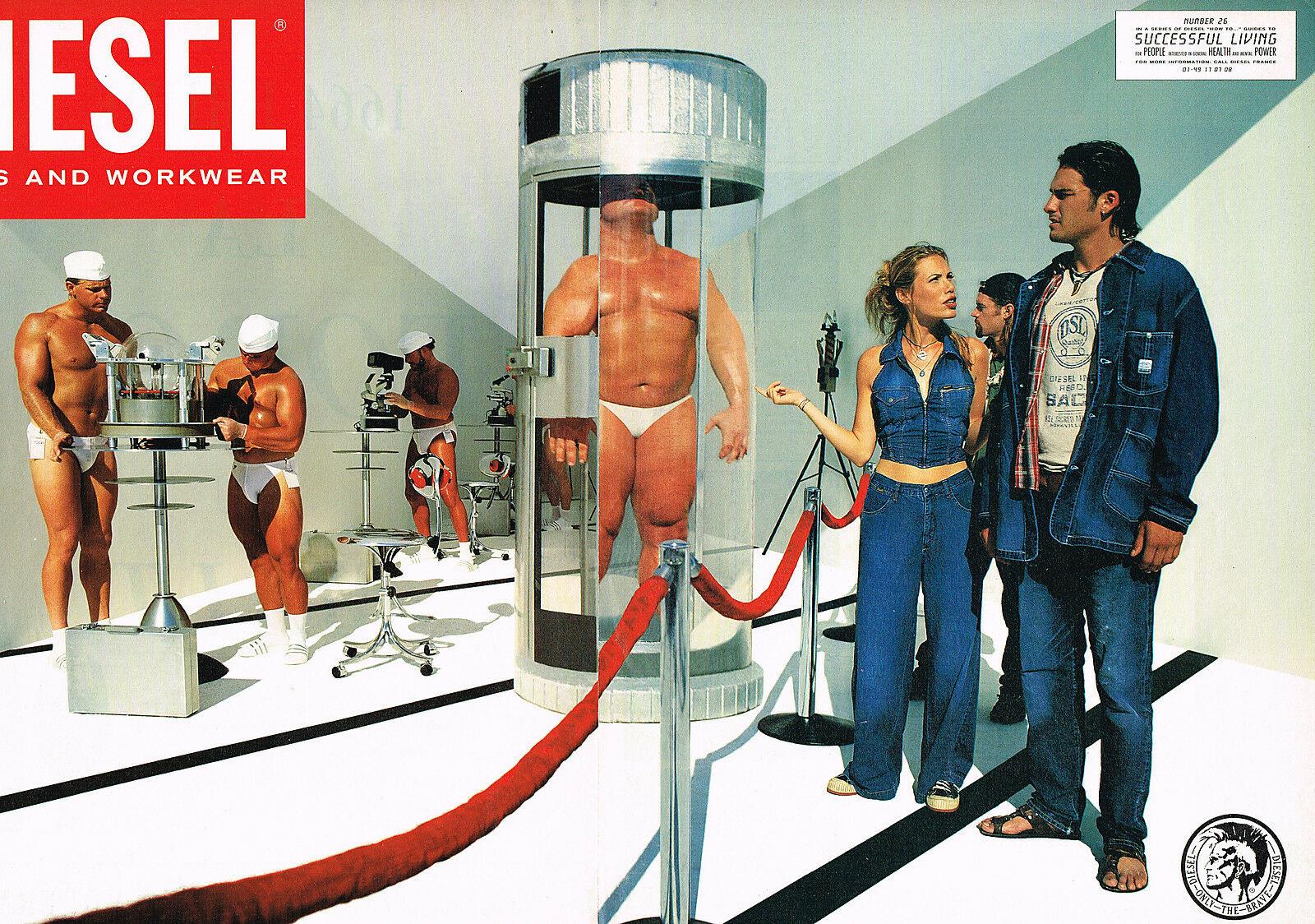 1994 DIESEL jeans workwear
