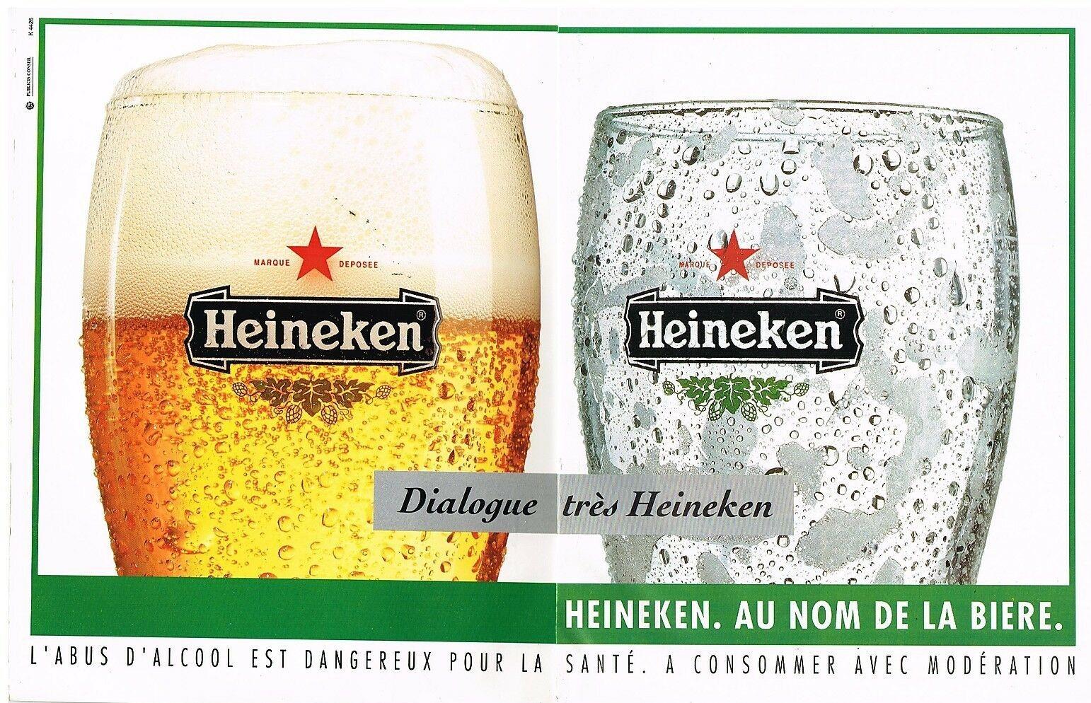 1994 La Biere Heineken