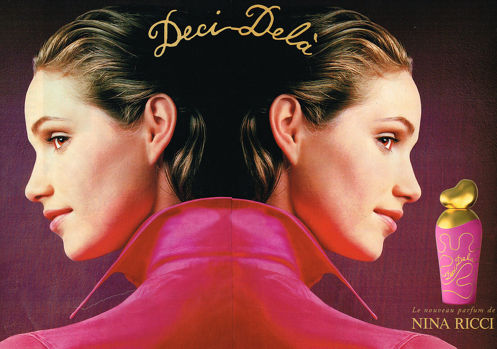 1994 NINA RICCI parfum femme DECI-DELA