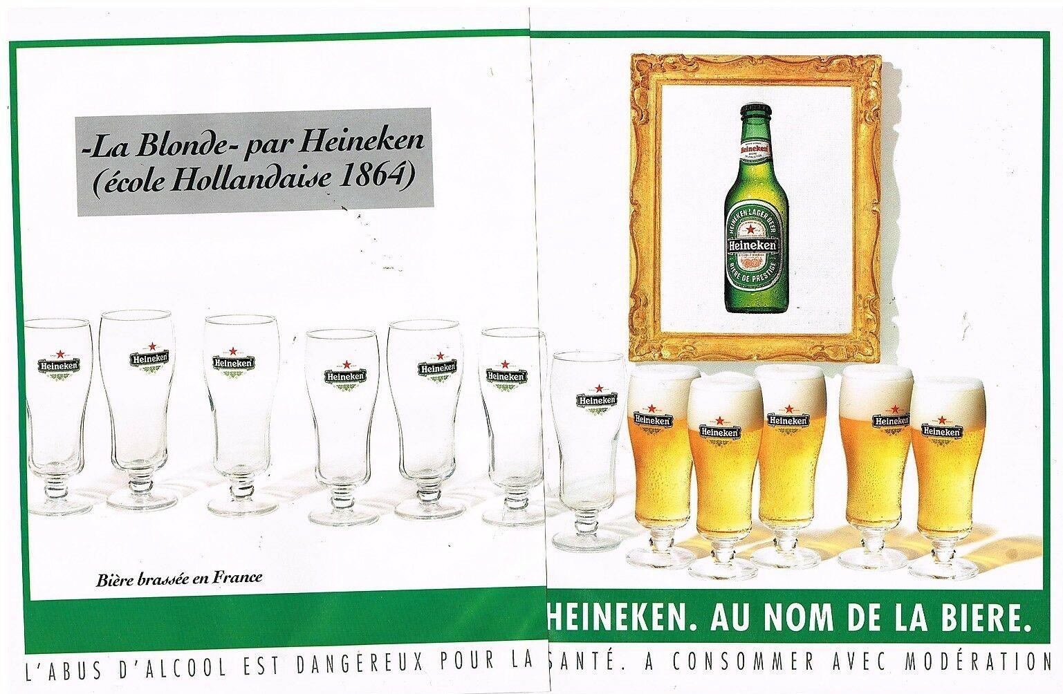 1995 Biere Heineken