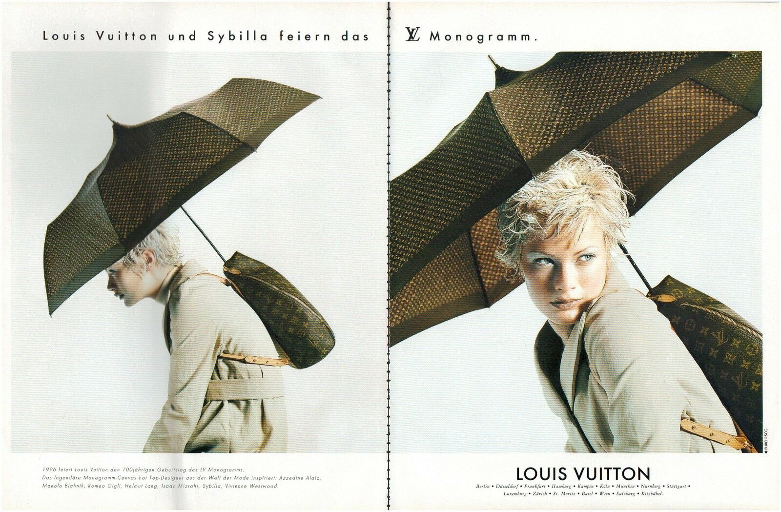 1996 Louis Vuitton