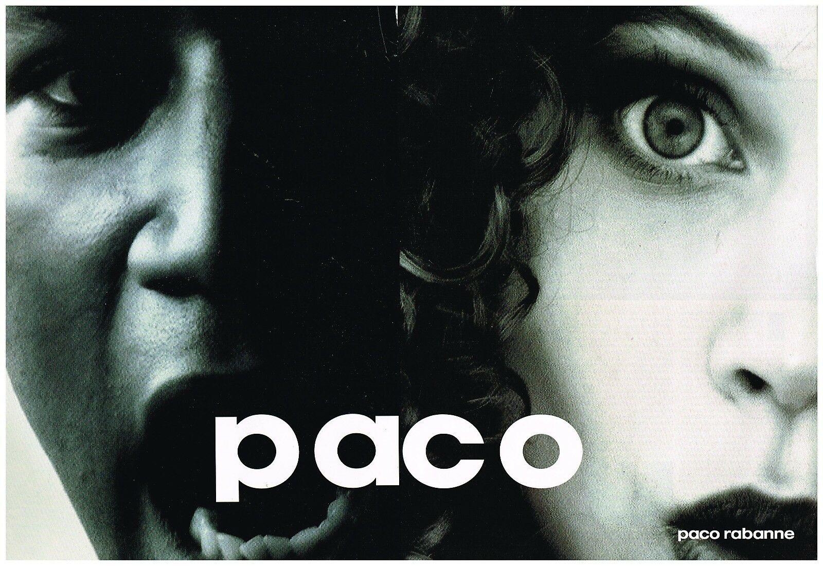 1996 Paco rabanne