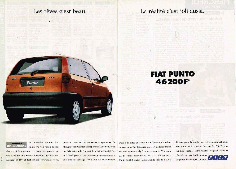 1997 Fiat Punto