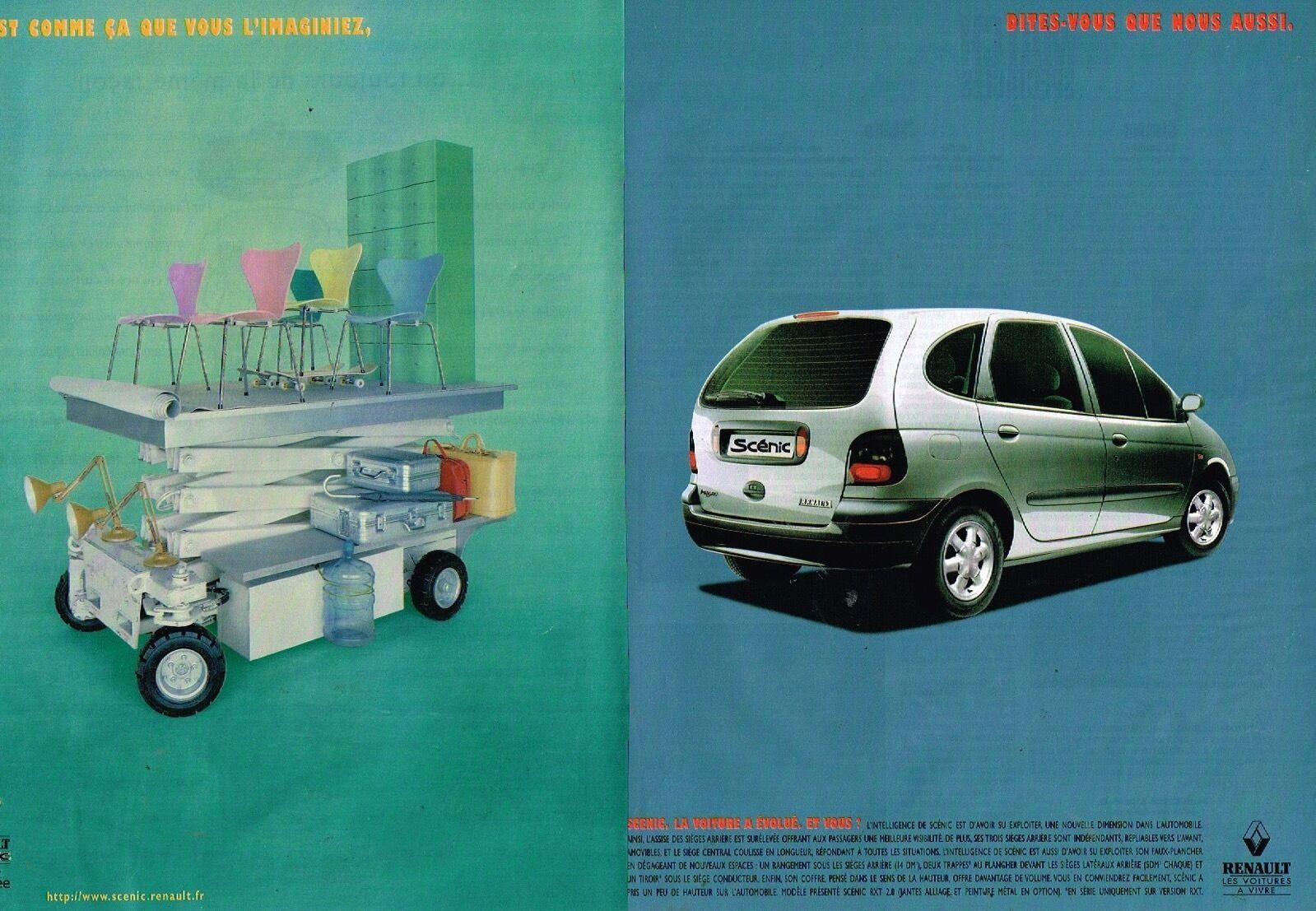 1997 Renault Scenic