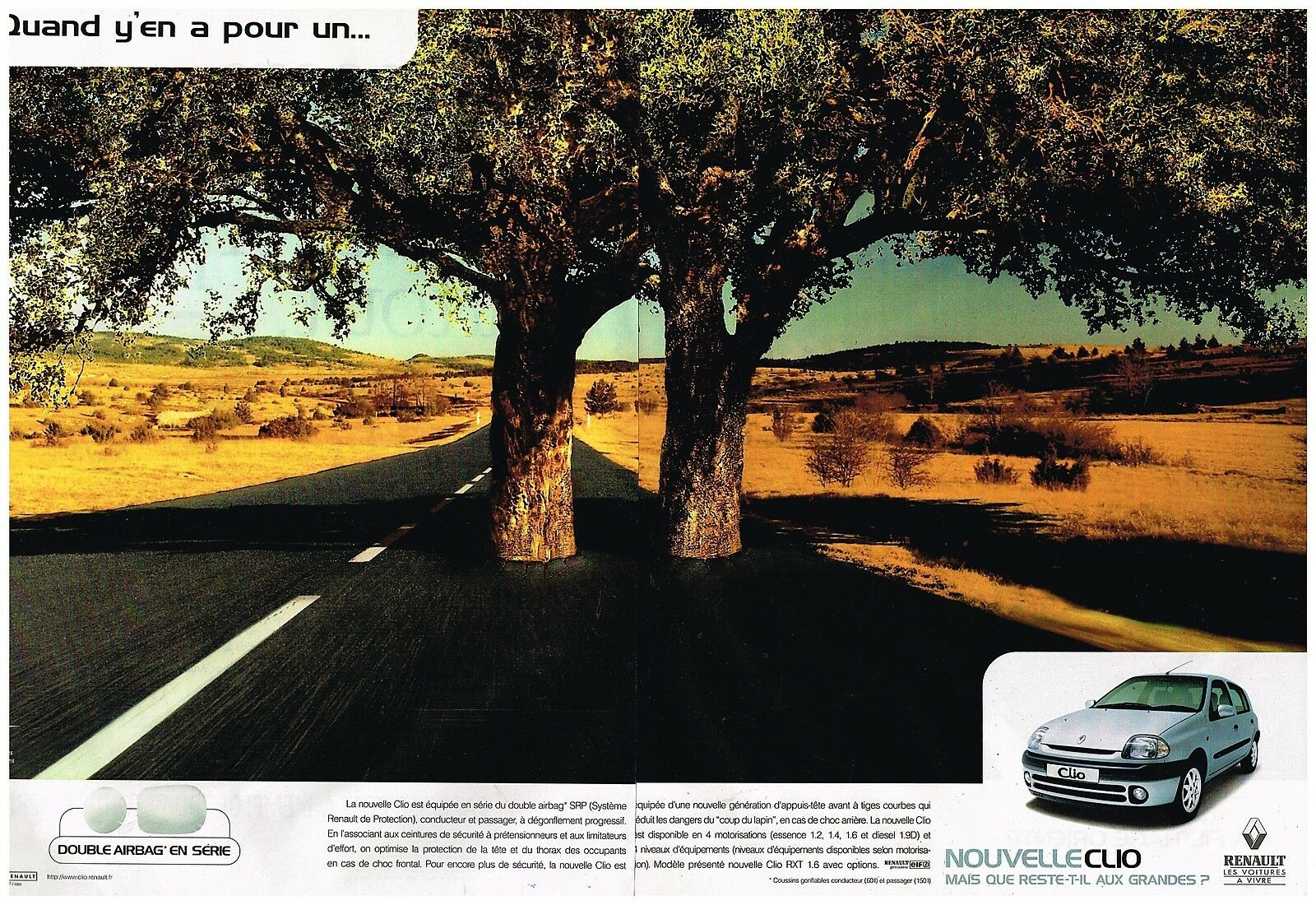 1998 Renault Clio