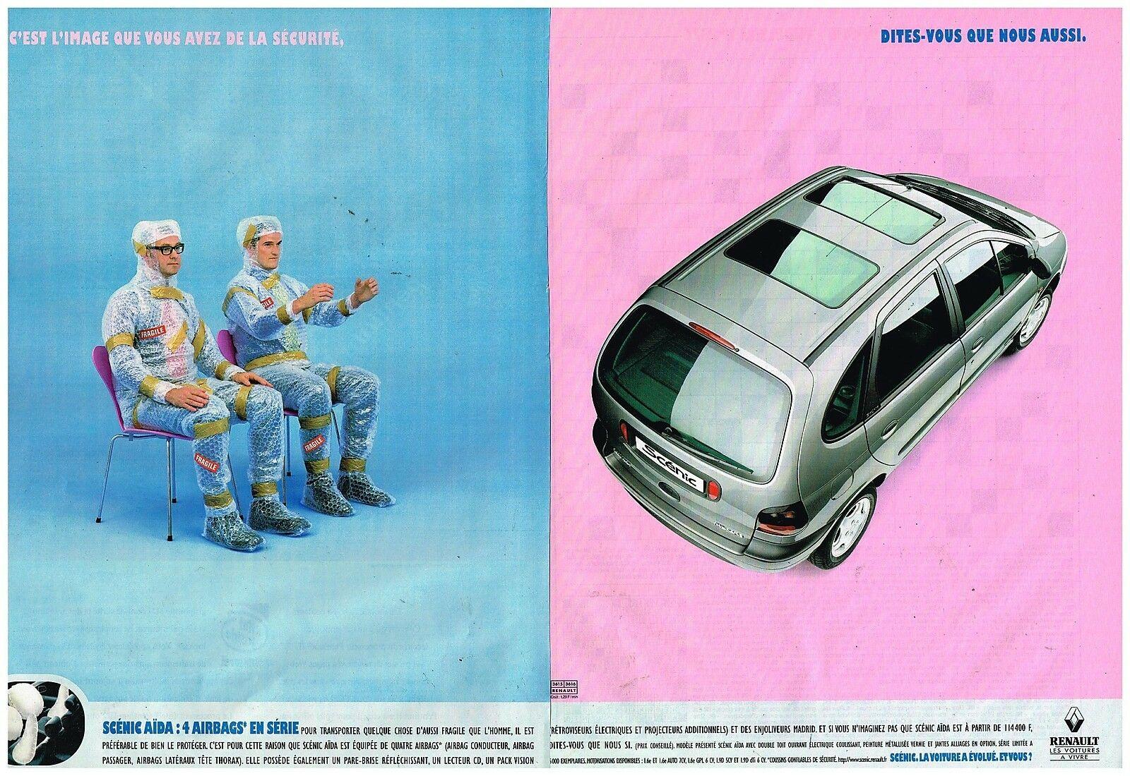 1998 Renault Scenic Aida