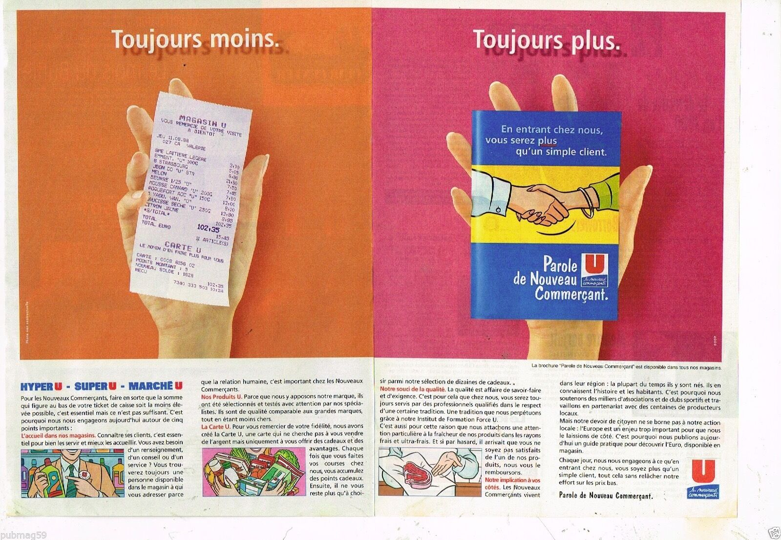 1998 Supermarches U