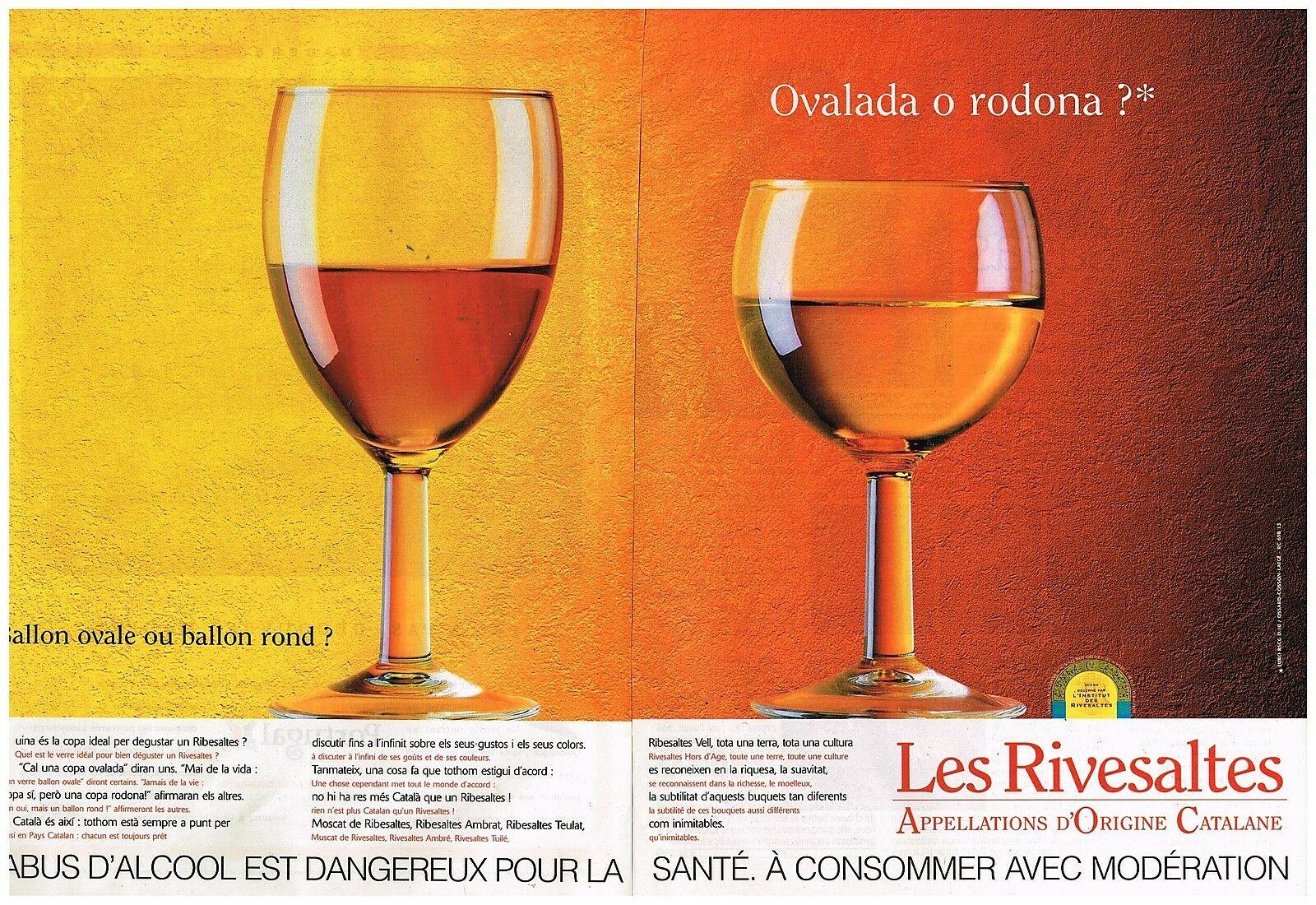 1998 Vins aperitif Les Rivesaltes A2