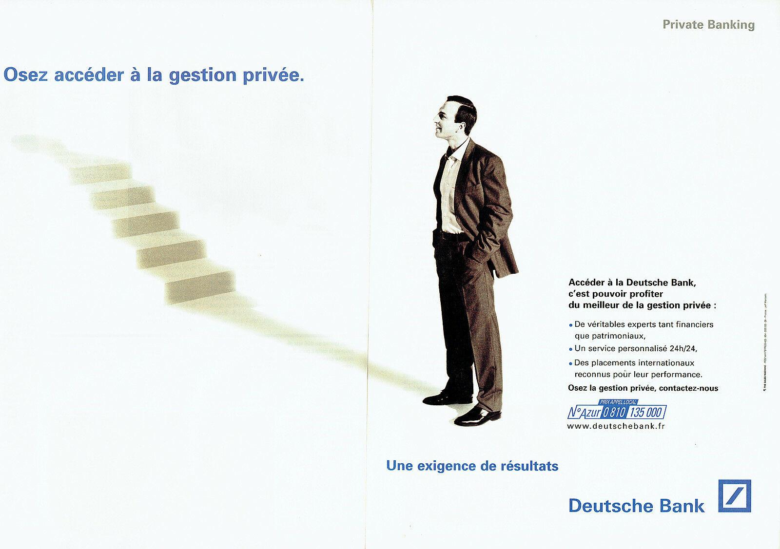 2000 la Deutsche Bank