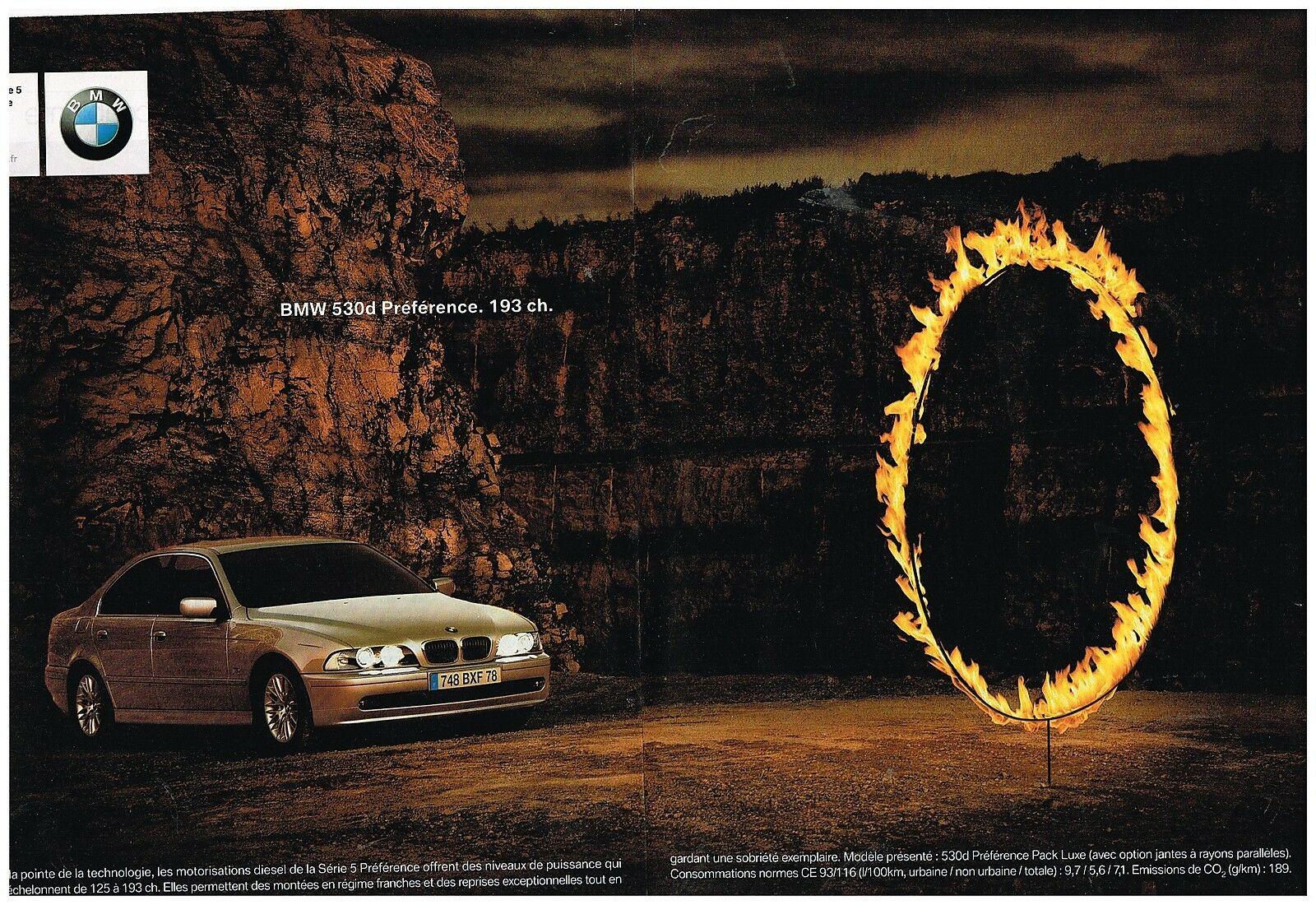 2002 BMW 530 d