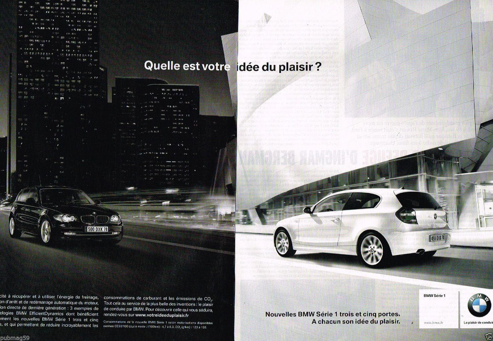 2007 BMW serie 1