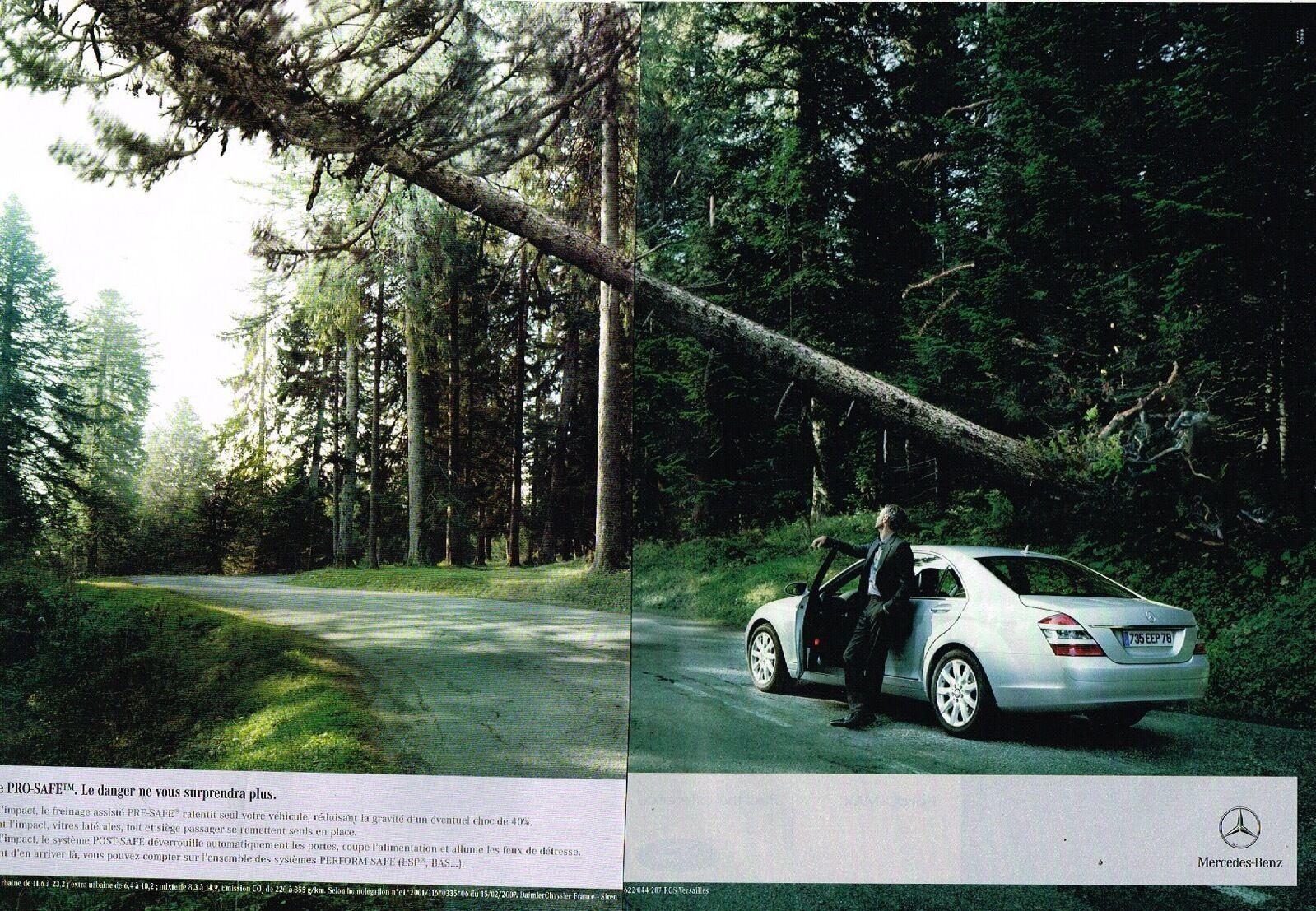 2007 Mercedes Benz Systeme Pro-Safe