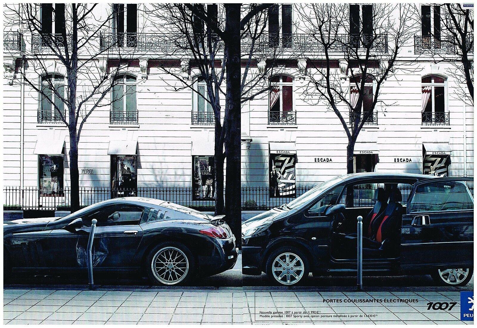 2007 Peugeot 1007