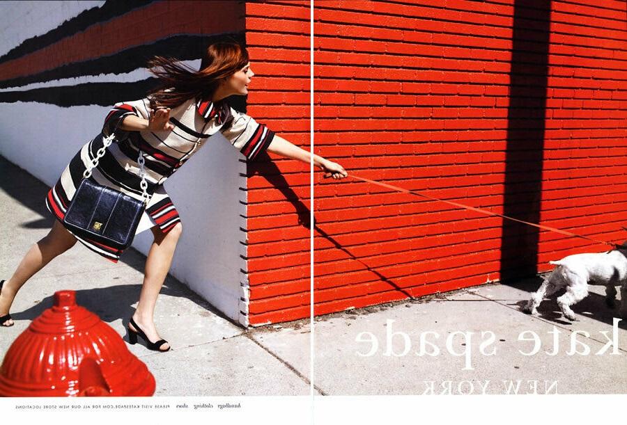 2009 Kate Spade handbag fashion inverse