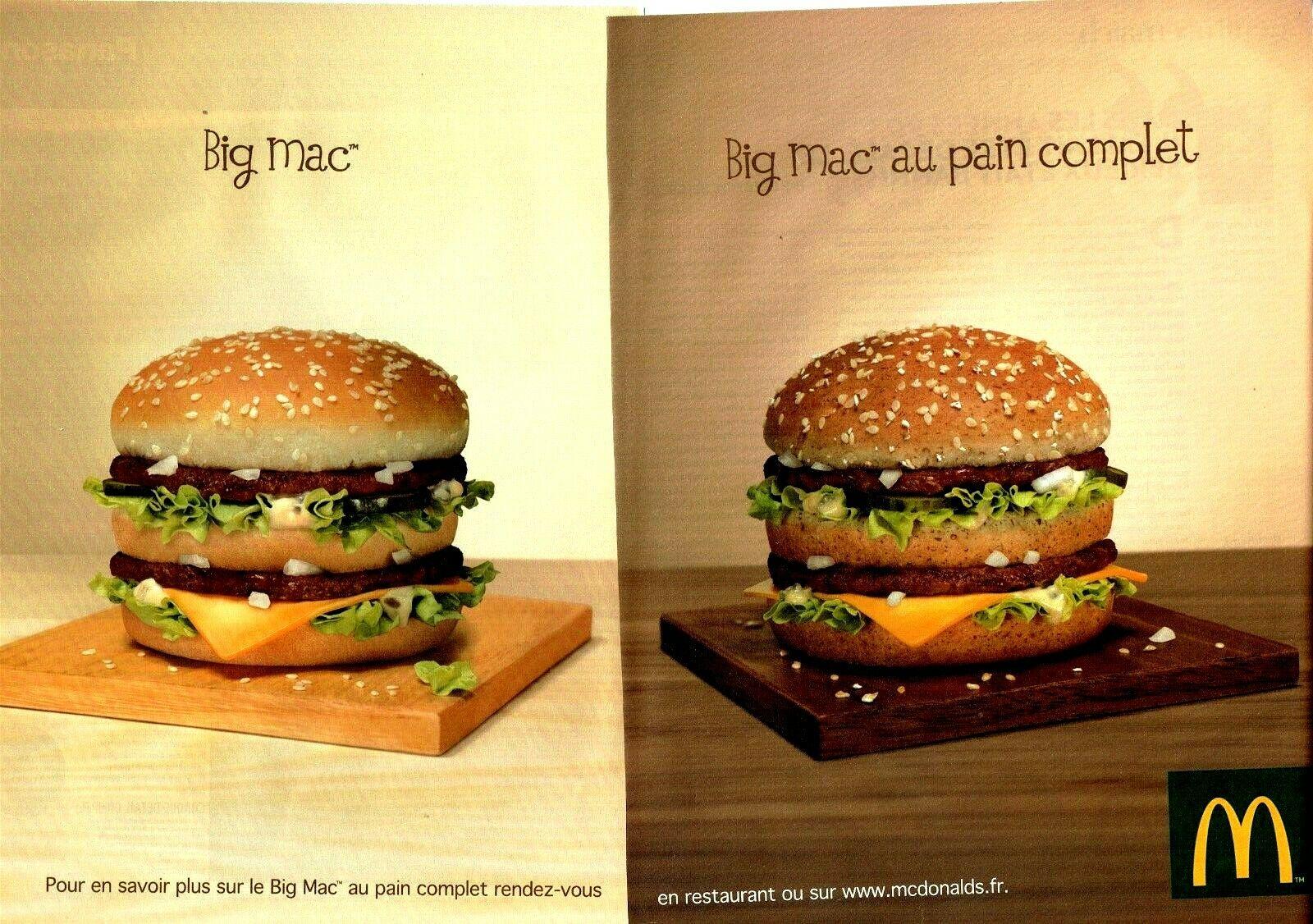 2009 McDonalds