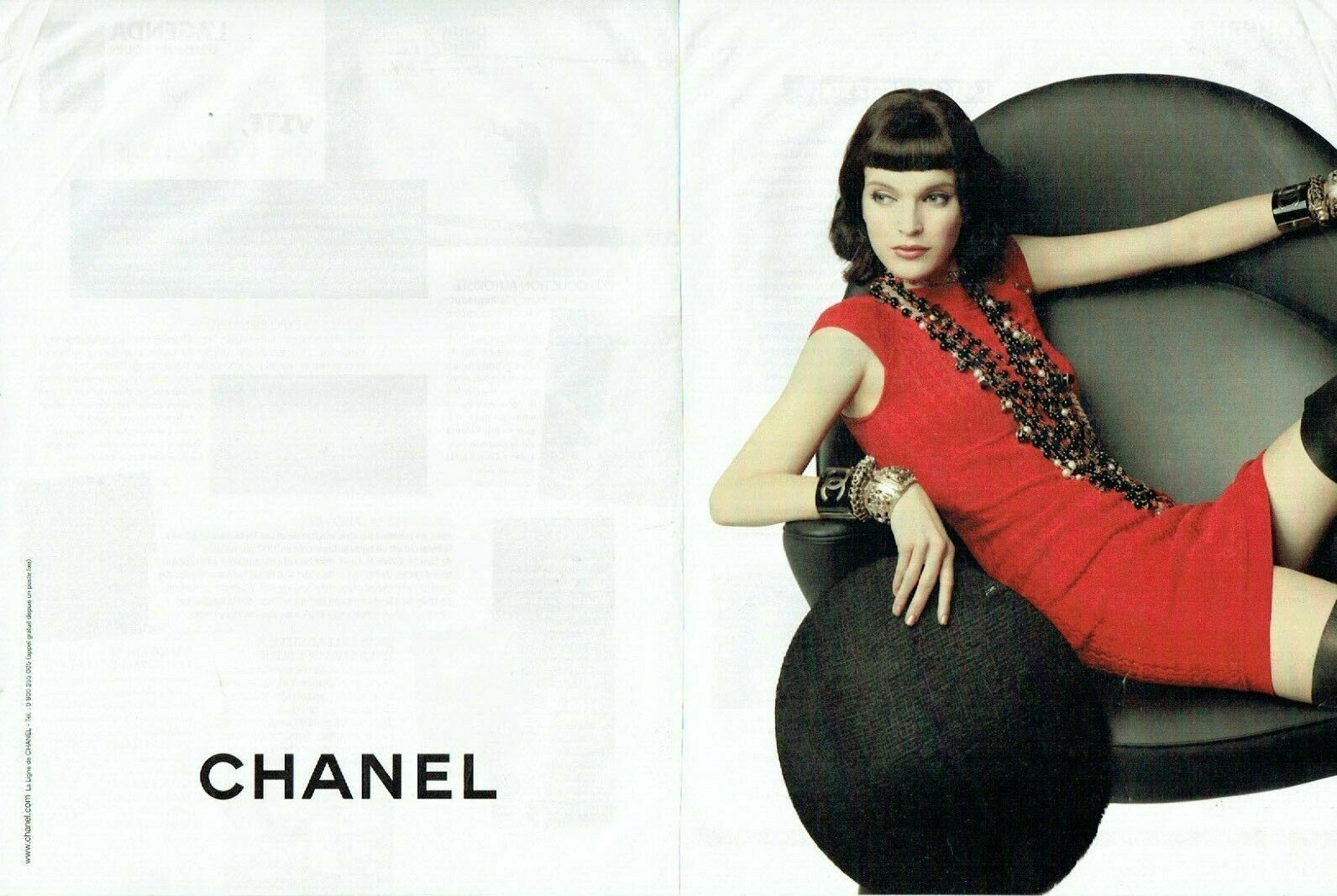 2010 Chanel B2