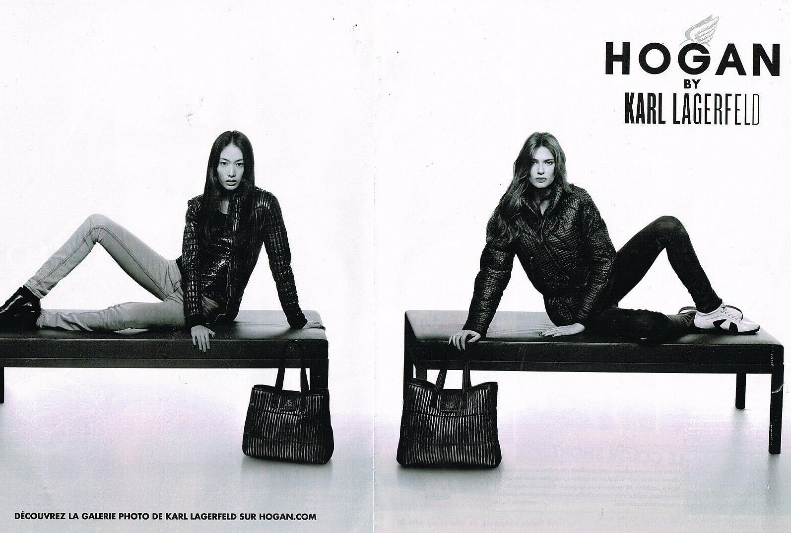 2011 HOGAN BY KARL LAGERFELD
