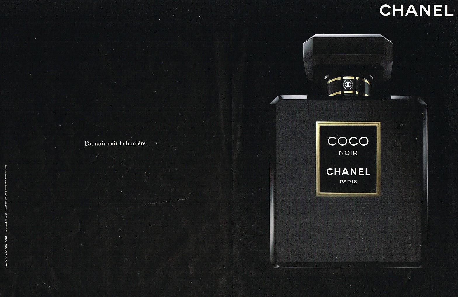 2012 COCO NOIR de CHANEL