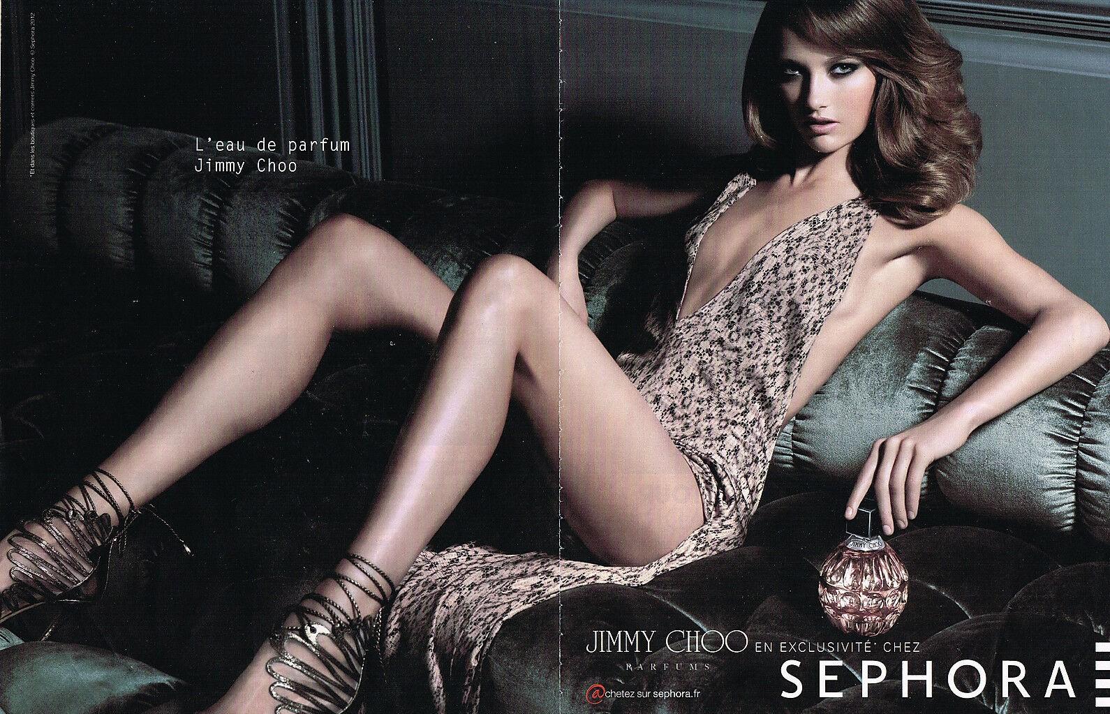 2012 JIMMY CHOO pour SEPHORA