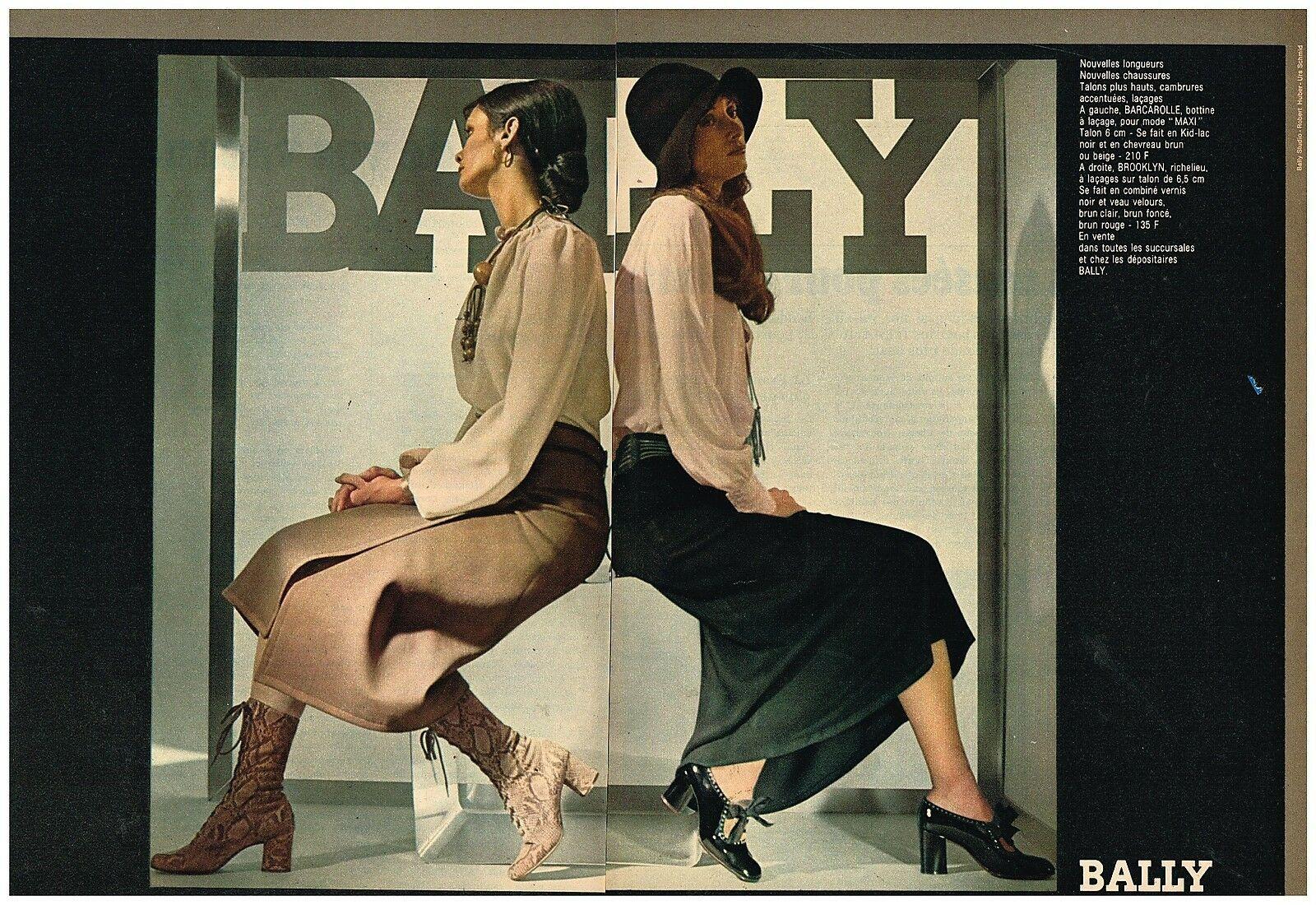 Bally par Huber 1970