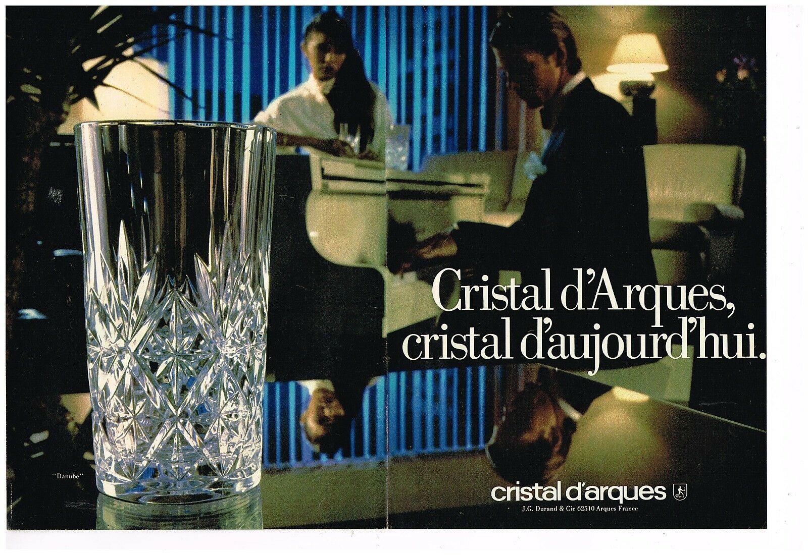 Cristal d'Arques 1984