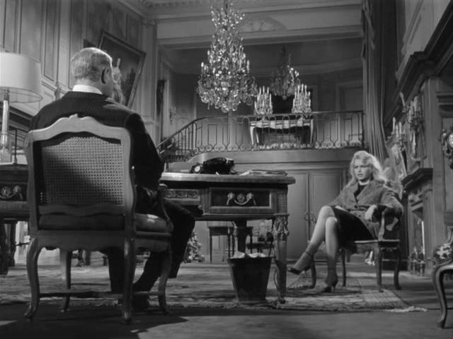 En cas de malheur 1958 film A