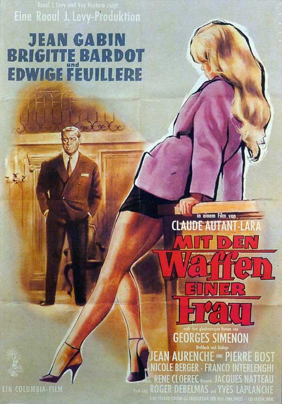 En cas de malheur 1958 film Allemagne