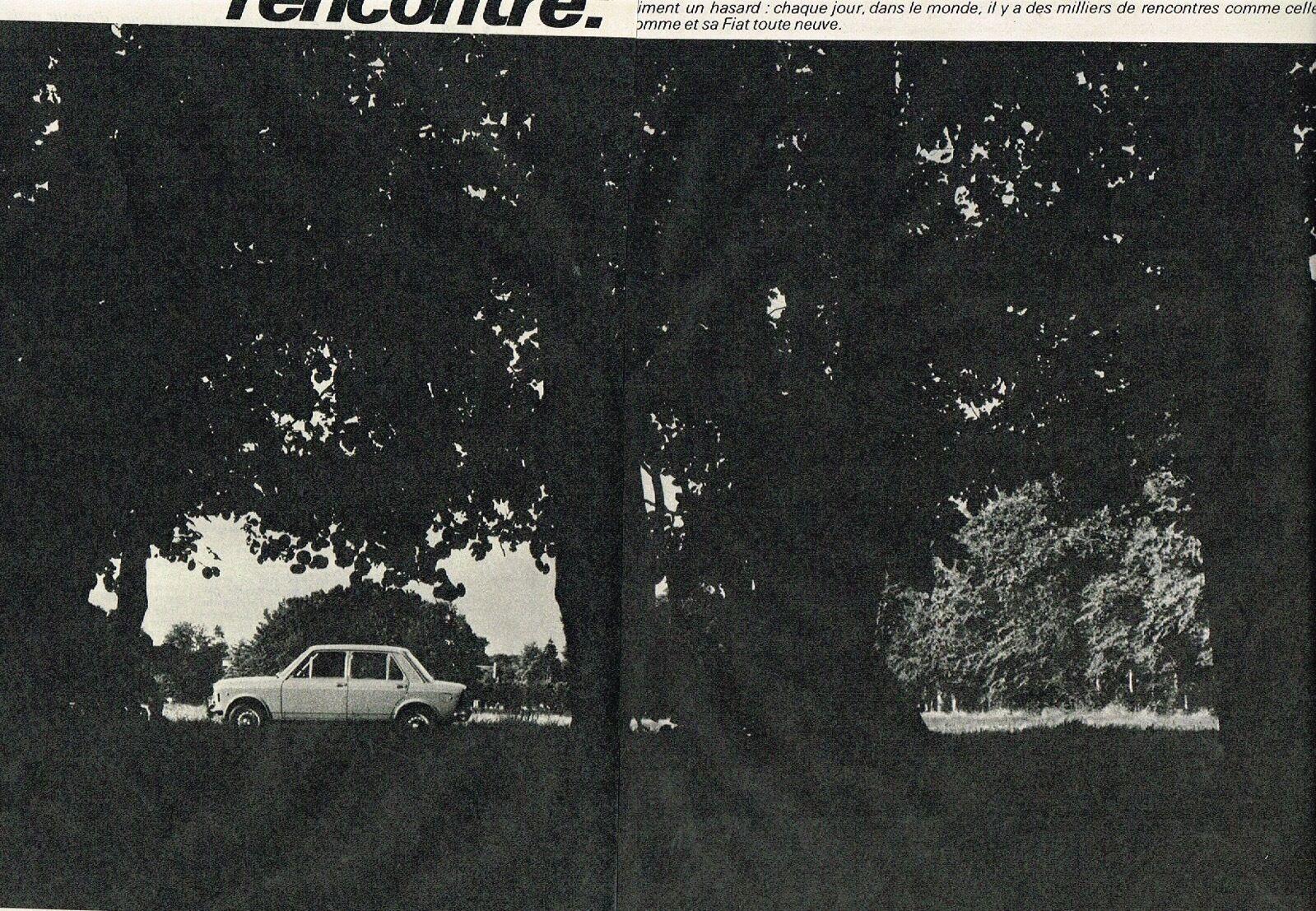 Fiat Berlines 1970