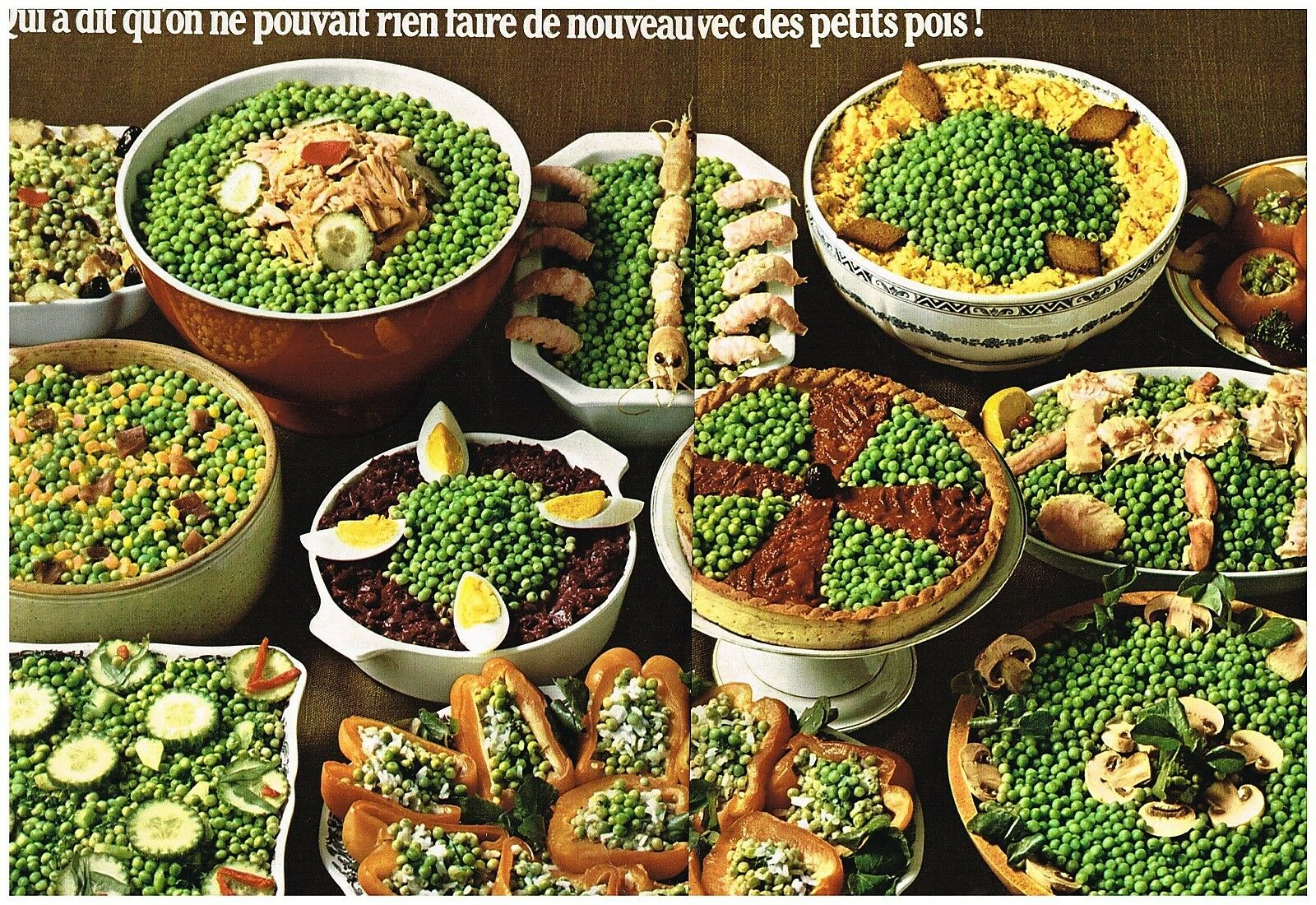 Les Petits Pois 1970