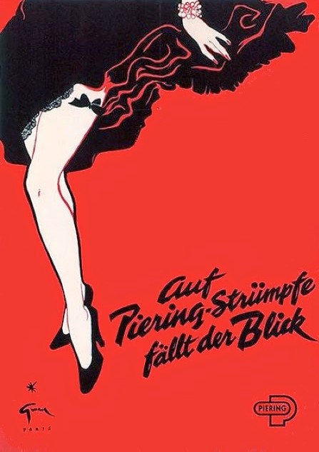 Piering Strumpfe 1954 gruau