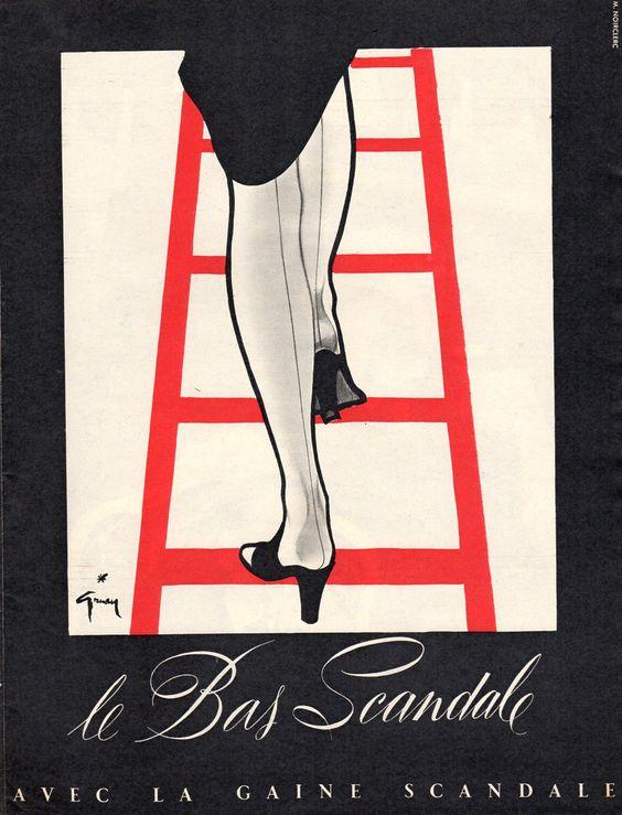 Scandale 1952 Gruau E2