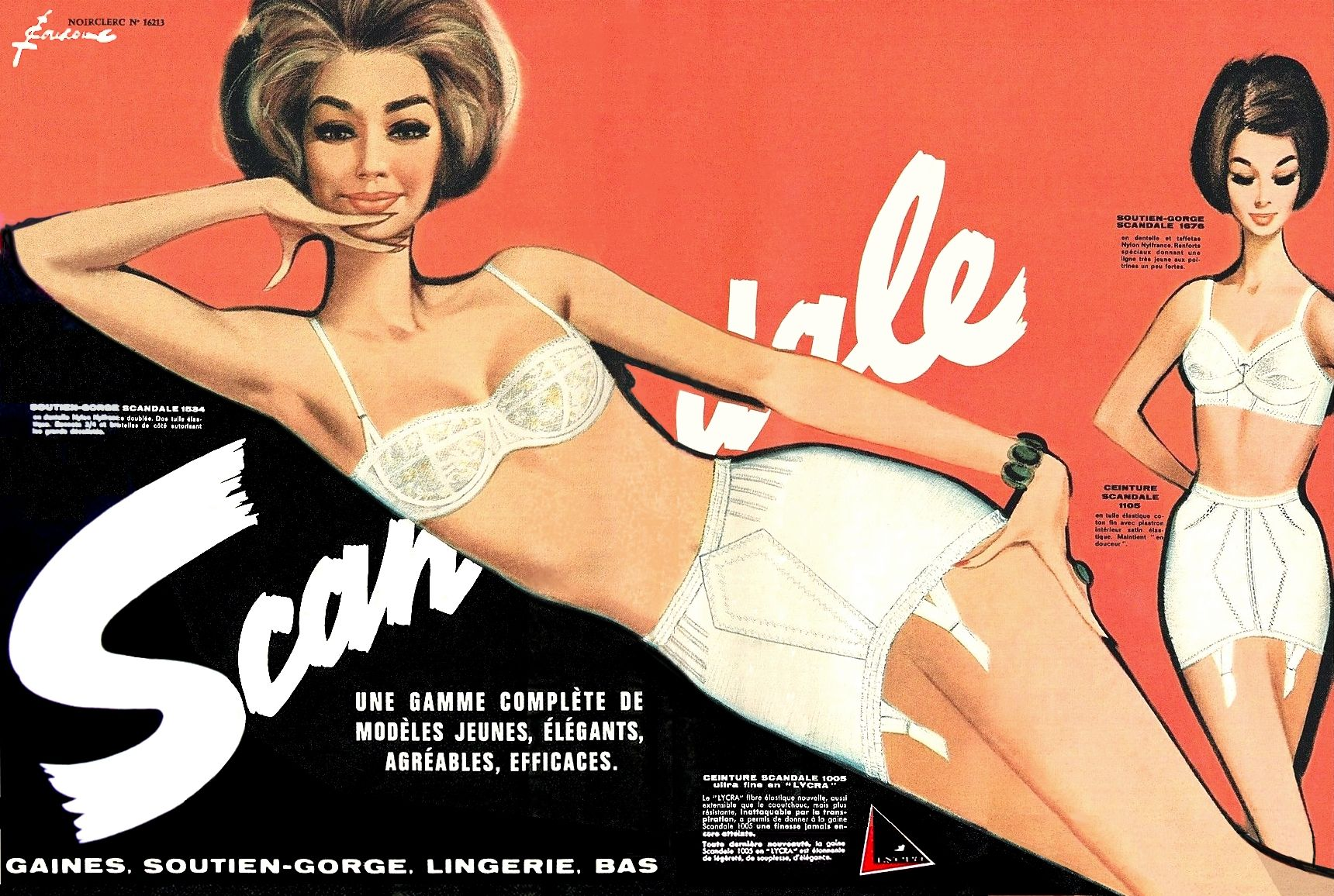 Scandale 1962 Pierre Couronne B1