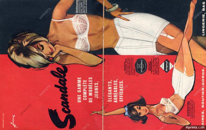 Scandale 1962 Pierre Couronne B3