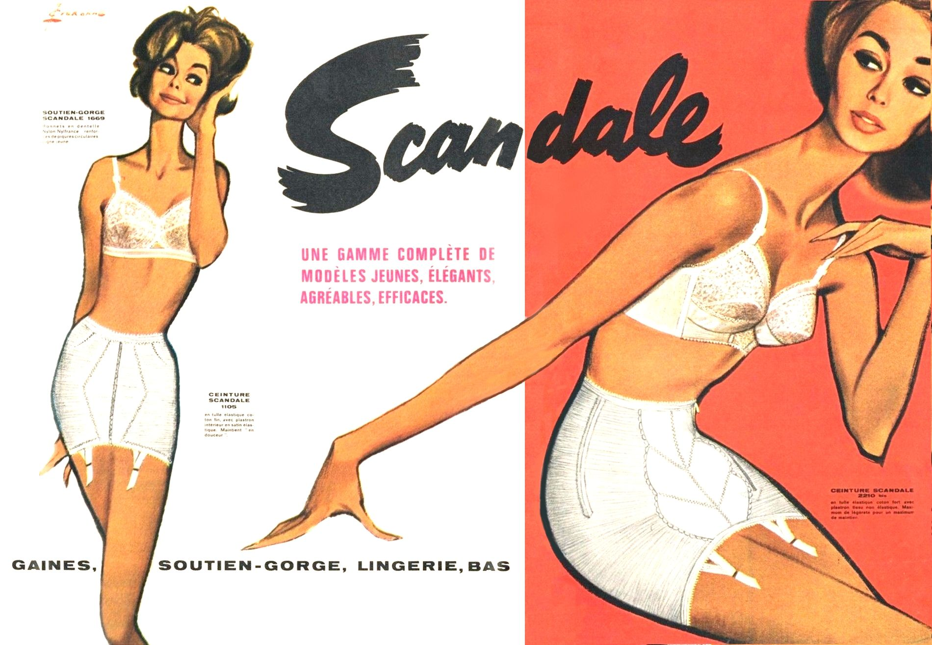 Scandale 1962 Pierre Couronne C2