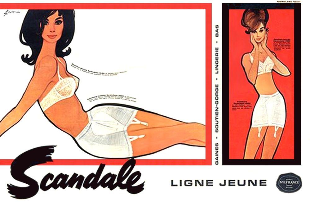 Scandale 1963 Pierre Couronne A1