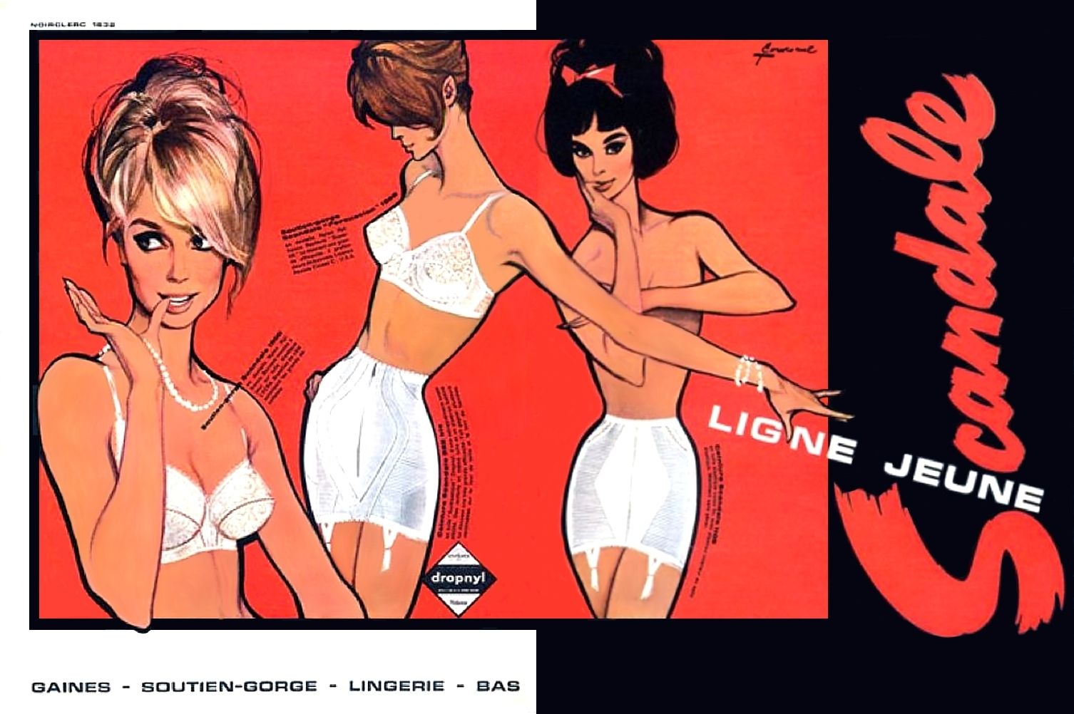 Scandale 1963 Pierre Couronne B2