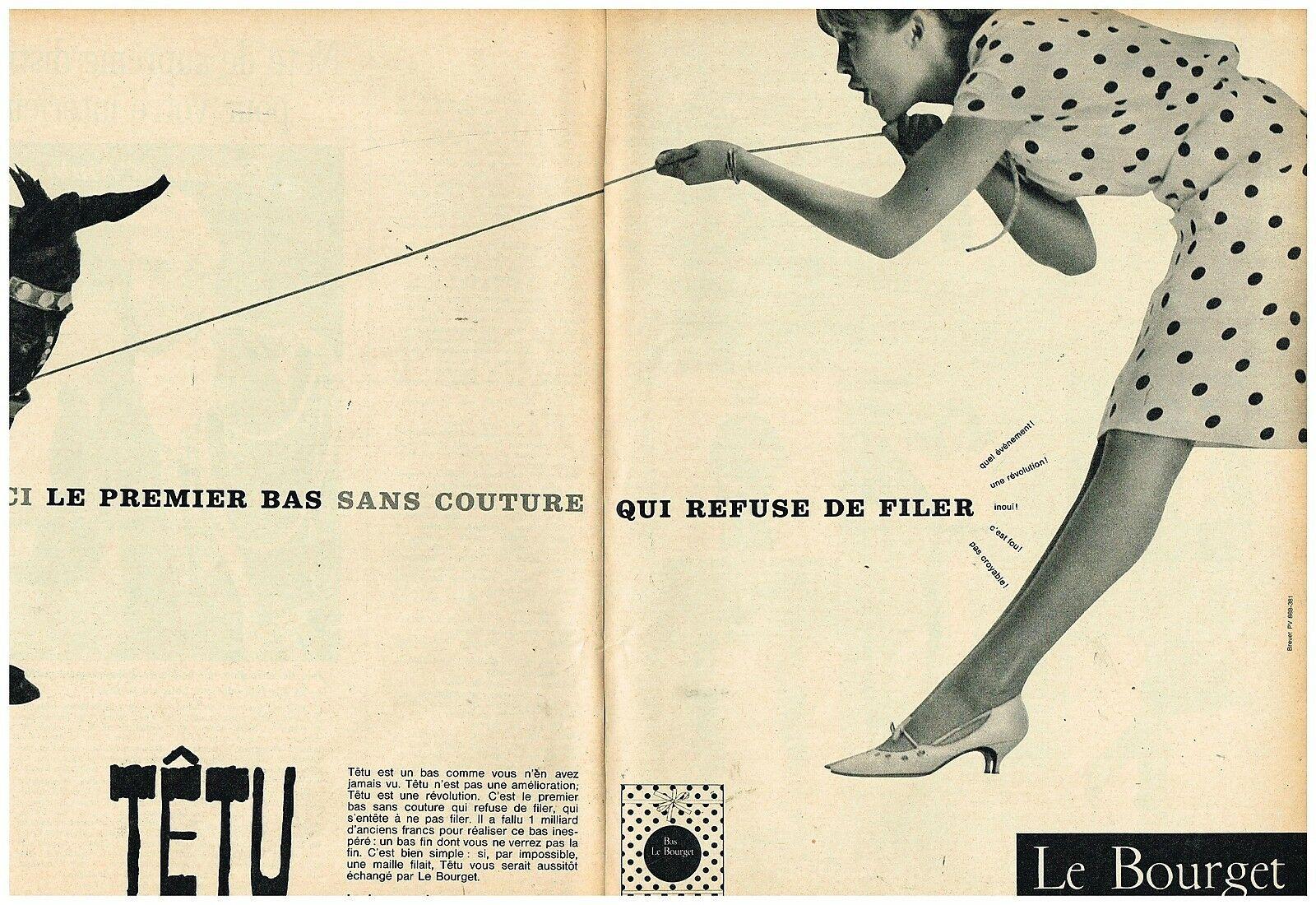 Tetu le Bourget 1962
