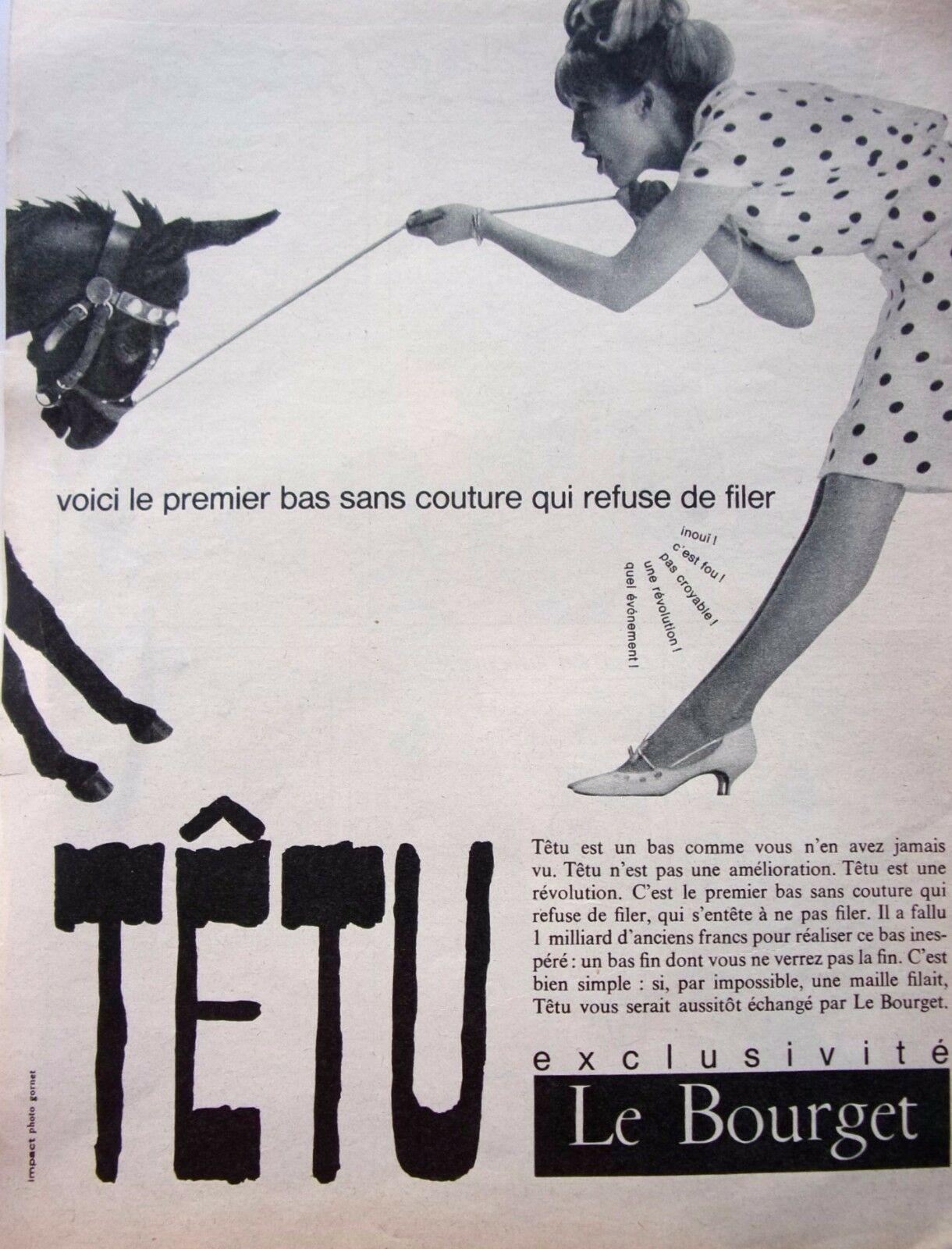 Tetu le Bourget 1963