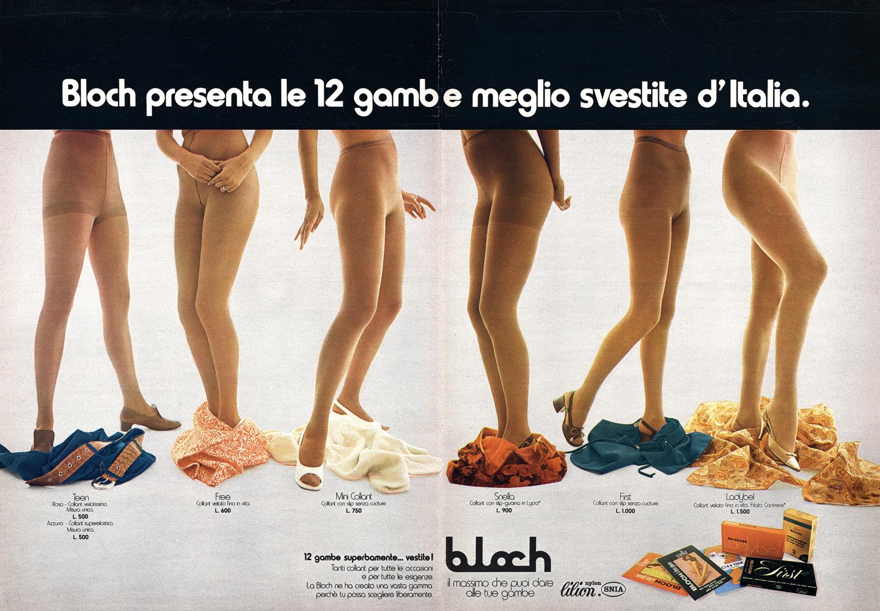 bloch_1970 museumhosiery