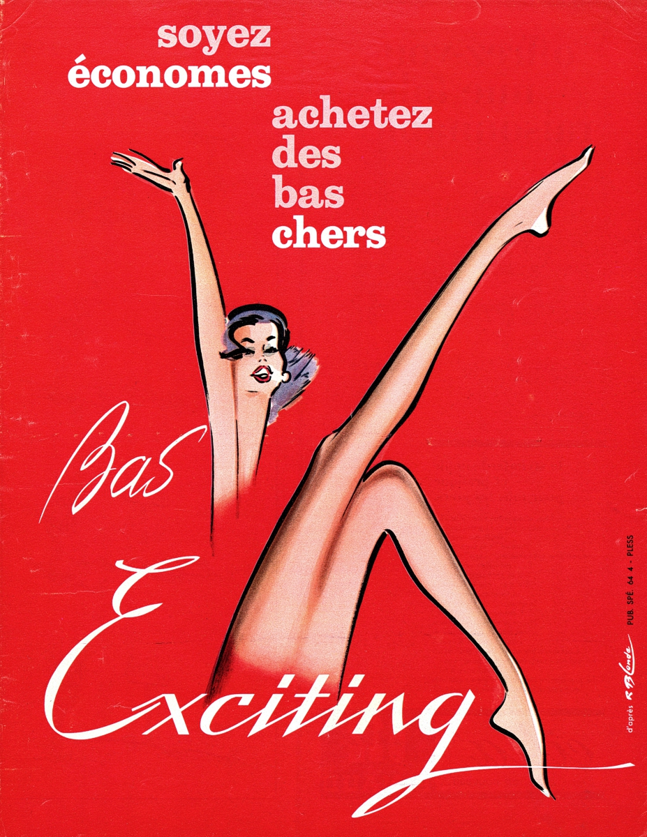 copie exciting_1964 museumhosiery
