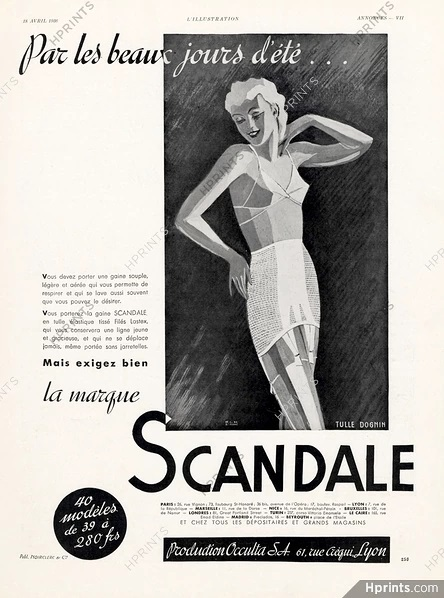 scandale 1936 m-s-de-saint-marc hprints