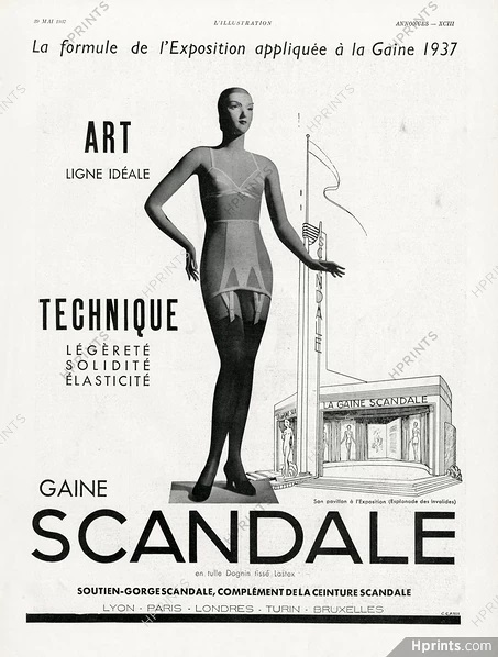 scandale 1937-pavillon-a-lexposition-des-invalides hprints