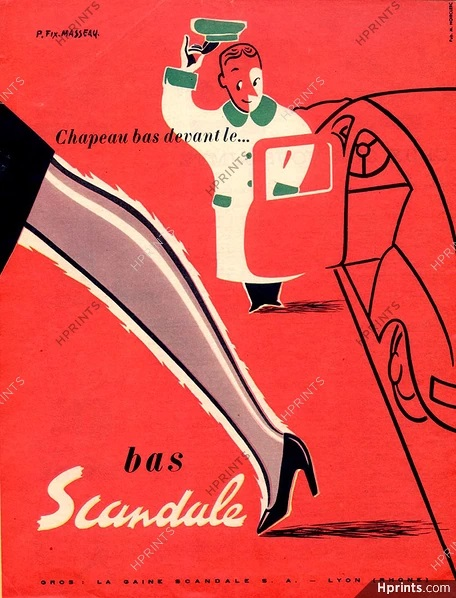 scandale 1951 pierre-fix-masseau bas hprints A1