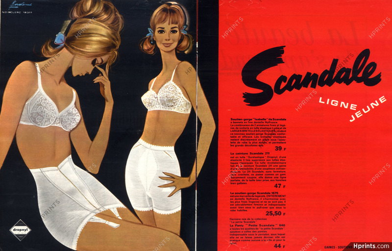 scandale 1964 Pierre Couronne A2