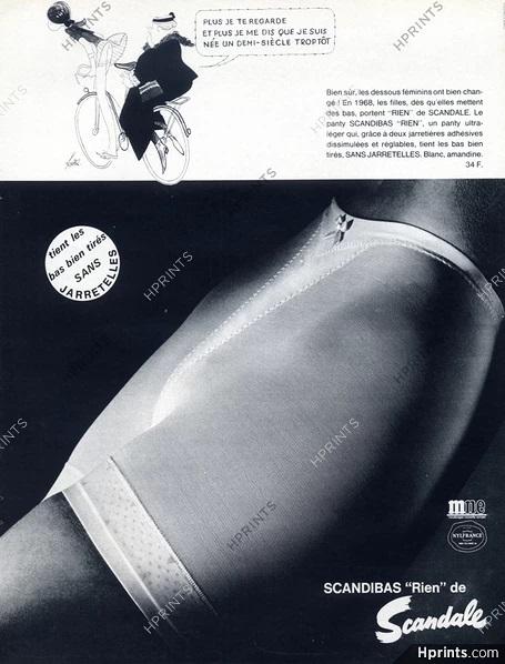 scandale 1968 kiraz scandicbas rien hprints