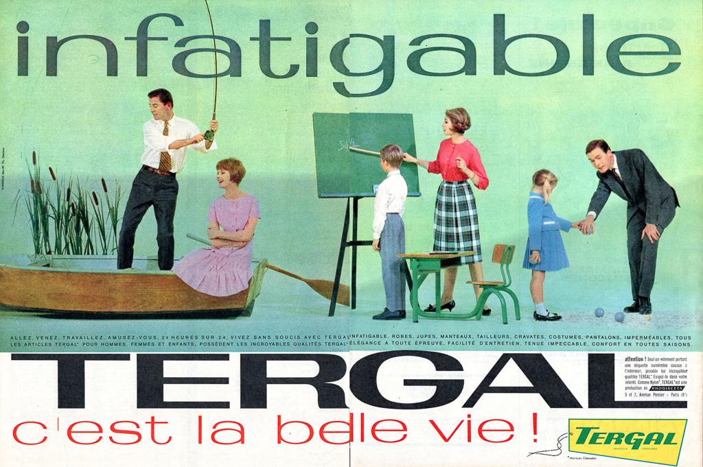 Tergal - France - 1961