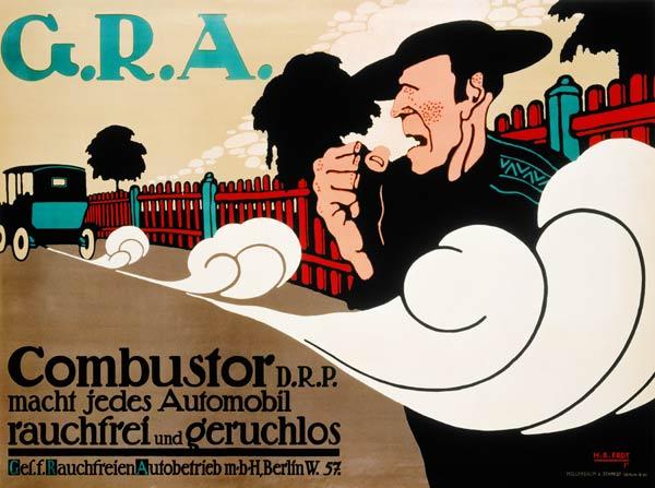1910 hans-rudi-erdt G.R.A. Combustor