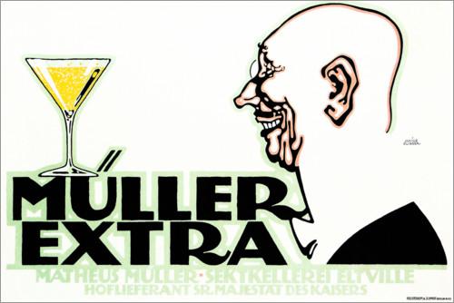 1912 Muller Extra. Matheus Müller. affi
