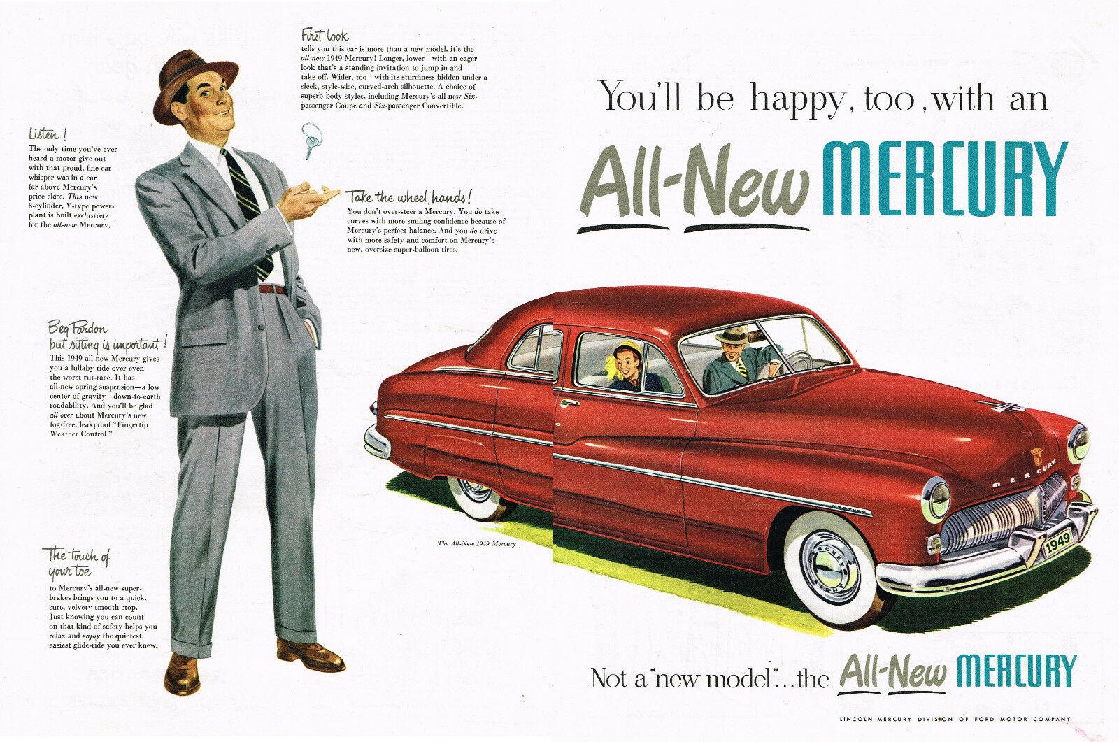 1949 Mercury A1