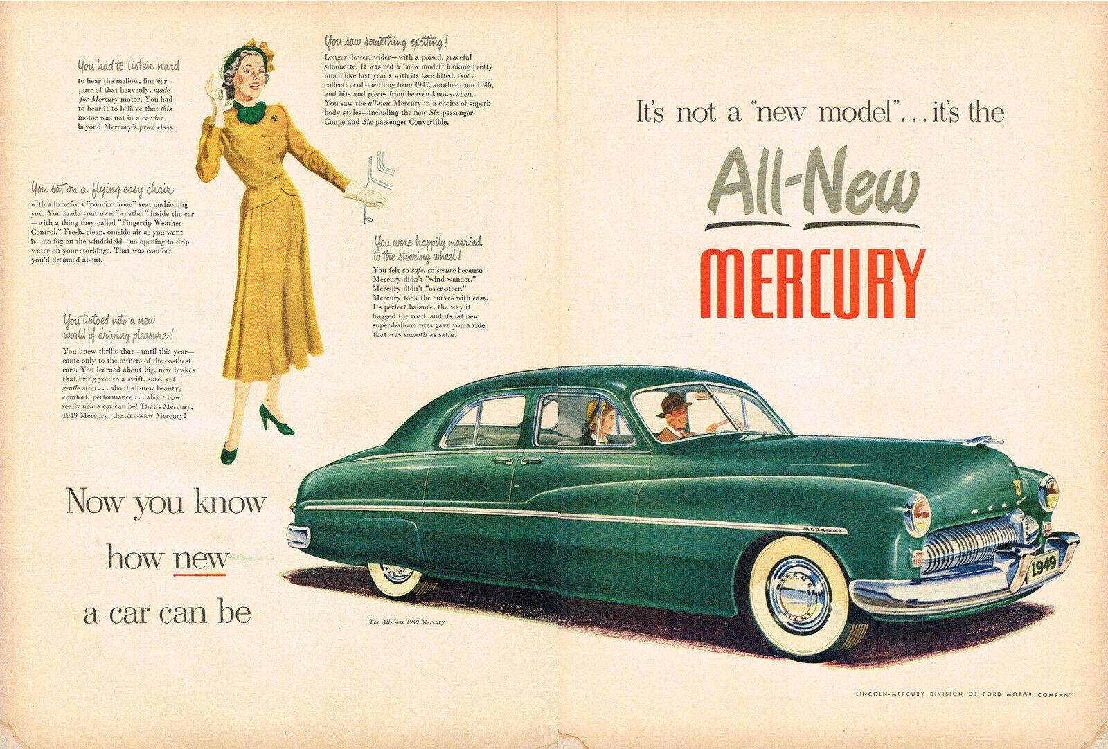 1949 Mercury A2